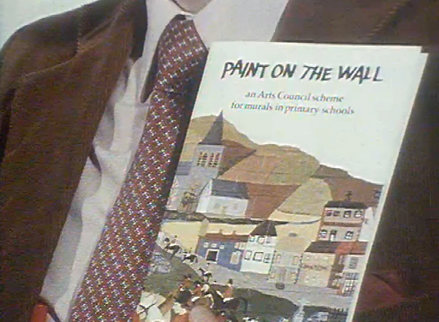Paint on the Wall (1981)