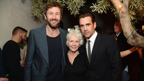 Chris O'Dowd, Fionnuala Flanagan, and Colin Farrell