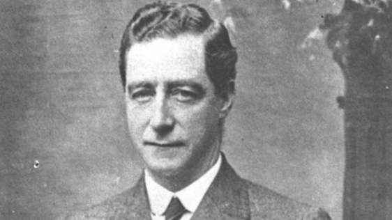 Cathal Brugha, Vice-Commandant 4th Battalion who fought in the South Dublin Union in 1916. Murtagh Collection RTÉ Stills Library