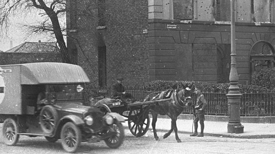 Clanwilliam House Mount Street Bridge Dublin 1916