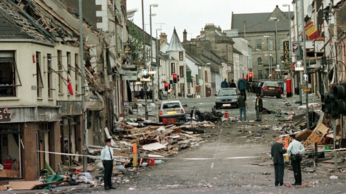Omagh bombing in 1998 killed 29 people, including a woman pregnant with twins