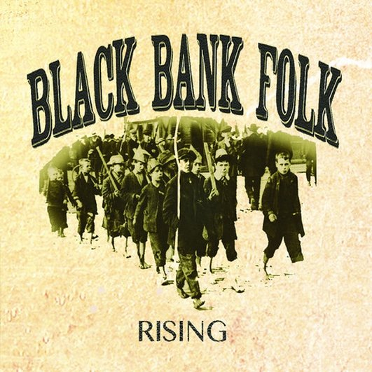 Black Bank Folk in session