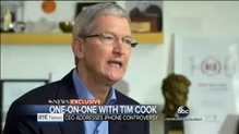 Apple says cooperating with FBI to unlock iPhone would set dangerous precedent