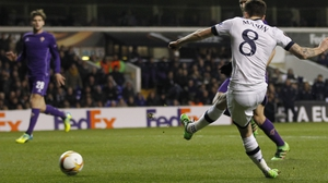 Ryan Mason slots home Spurs' first