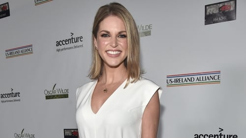 Amy Huberman will be on Friday's Late Late Show to chat about her new drama, Striking Out