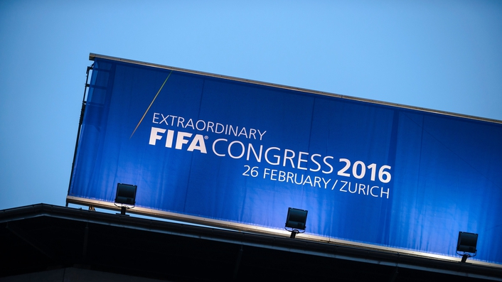 New FIFA president to be elected today