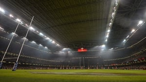 The Millenium Stadium was due to host Wales v Scotland on Saturday