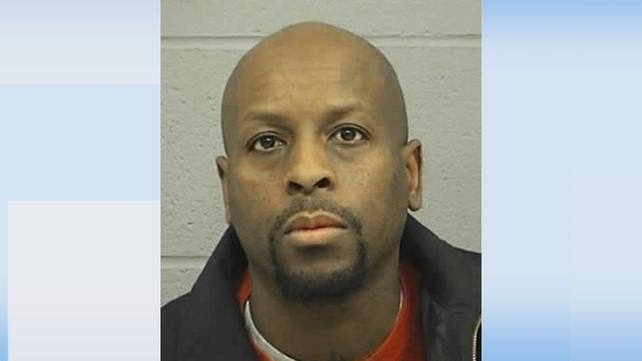 The suspect, Cedric Ford, was armed with an assault-style rifle and a pistol during the attack