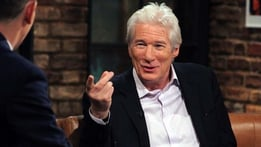 Richard Gere | The Late Late Show