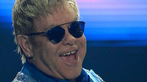 Elton John: Still standing, according to pal Gary