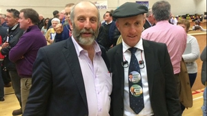 Danny and Michael Healy Rae