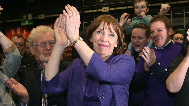 Roisin Shortall says Social Democrats are putting down very strong foundations