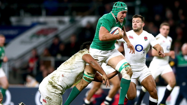 VIDEO: Dillane on Six Nations breakthrough