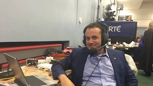 Leo Varadkar will guest present the Late Date on RTÉ Radio 1
