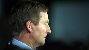 Enda Kenny says he wants to take stock of the situation when counts are completed