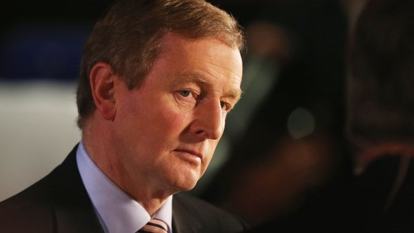 Mr Kenny will make his proposal at the first sitting of the new Dáil