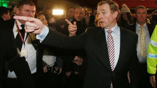 Enda Kenny's leadership of Fine Gael has come under scrutiny
