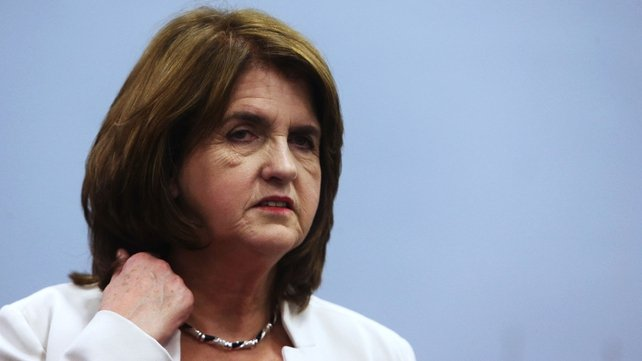 Joan Burton faces a difficult time as Labour losses mount