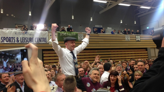 Michael Healy-Rae says the public doesn't have the appetite for another election