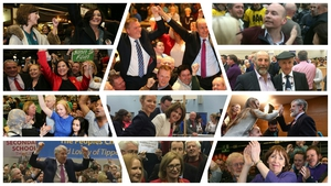 It was a busy day around the country with lots of TDs keeping their seats
