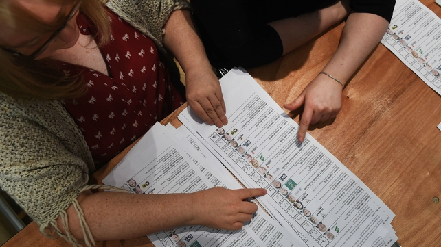 Counts, recounts and disputed votes were the order of the day