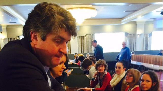 Labour's Michael McNamara had earlier called for a recount in Co Clare but he conceded defeat just before noon