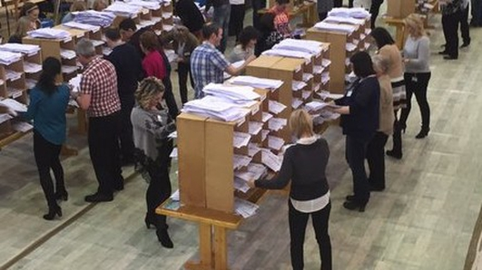 General Election : The counts continue