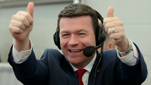 Alan Kelly said other parties should form a 'stable government'