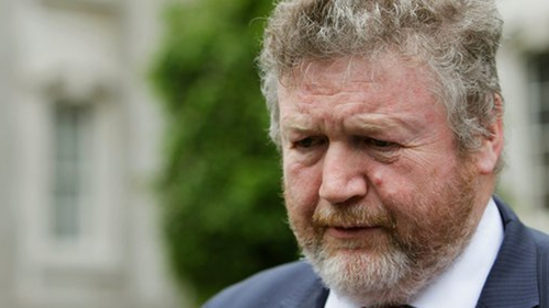 Former health minister James Reilly spearheaded the Autism Spectrum Disorder Bill through the Seanad in 2017