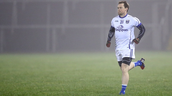 Seanie Johnston is back in the Cavan fold