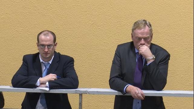 Sinn Féin's Paul Hogan and Fine Gael's James Bannon both failed to win a seat this morning