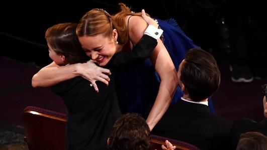 Two Oscar wins for Irish films