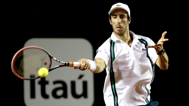 Pablo Cuevas: 'My goal is to be in the Top 20 this year'