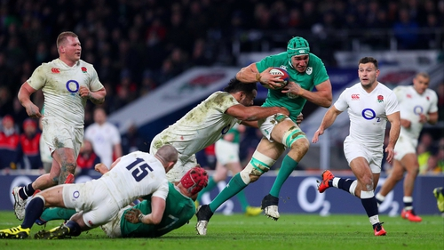 Ultan Dillane's cameo was a big positive for Ireland