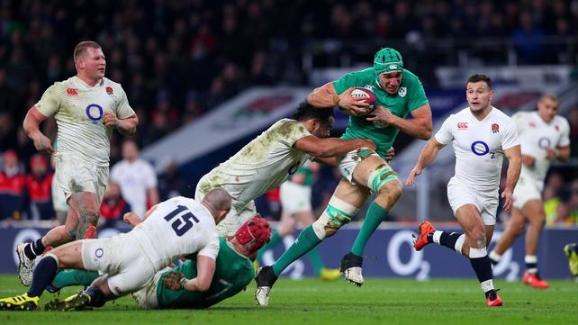 Ultan Dillane's cameo was a big positive for Ireland