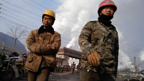 China's coal and steel sectors employ about 12 million workers, figures show