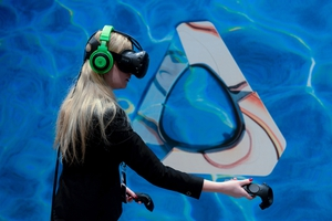The Vive faces stiff competition from Oculus Rift, Sony Playstation VR and Microsoft Hololens