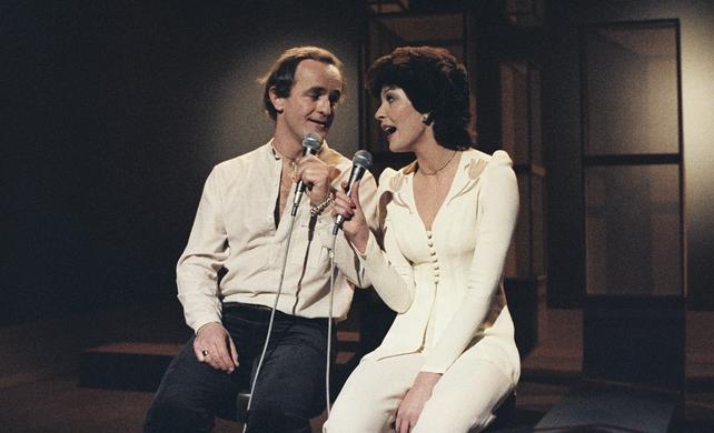 Frank Kelly and Sandie Jones (1978)
