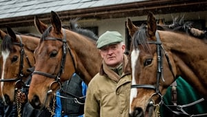 Willie Mullins isn't suspected of any wrong-doing