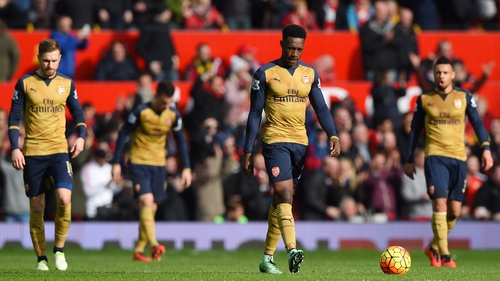 Arsenal will be desperate to get their title challenge back on track after losing their last two matches