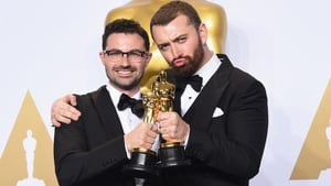 Jimmy Napes and Sam Smith won the Oscar for Best Original Song