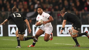 Manu Tuilagi is getting back to his best according to George Ford