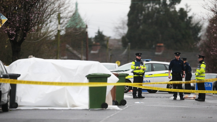 Dissident repubican Vincent Ryan dies following shooting incident