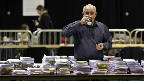 Take a break and listen to all of Wednesday's key election audio