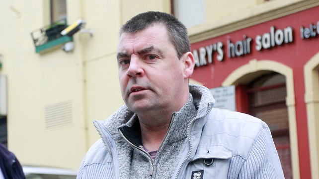 Seamus Daly was one of four men successfully sued for bombing the town