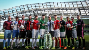Each League of Ireland club is to receive €5,000