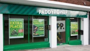 Paddy Power reports higher revenues and profits for last year as it opened its 600th outlet in Dublin recently
