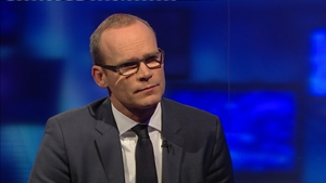 Simon Coveney said '77% of people are currently paying for water'