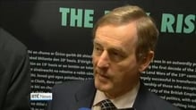Taoiseach speaks about future of Irish water and possible talks with other parties