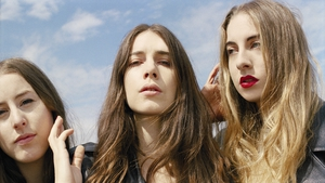 Haim were due to perform at this year's Electric Picnic festival